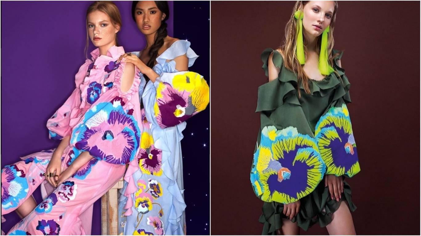 494f2dd5ef0 Львовянка Юлия Магдыч с самого детства была очарована искусством вышивки. В  семье будущего дизайнера бабушка и мама занимались традиционным рукоделием