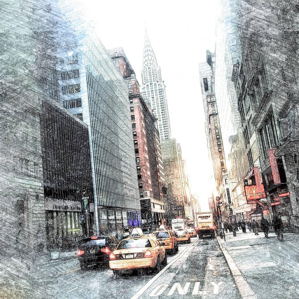 Джонатан Фоер о Нью-Йорке