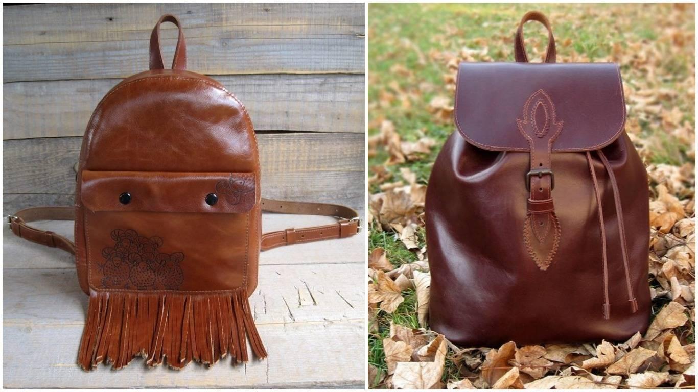Творча майстерня подружньої пари Олега та Інни Гринькових з 2011 року  вручну шиє рюкзаки в пізнаваному етнічному стилі з натуральної шкіри або  нубуку. fa5c388342fa7