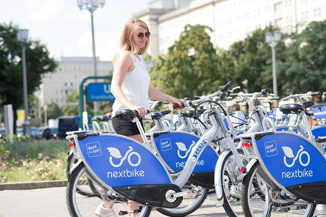 Тест-драйв: как работает первый городской велопрокат в Киеве|В дороге - сайт о путешествиях и приключениях