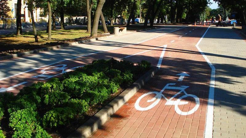велодорожки киев