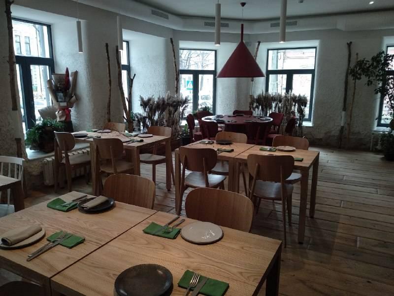 ресторан Владимирская