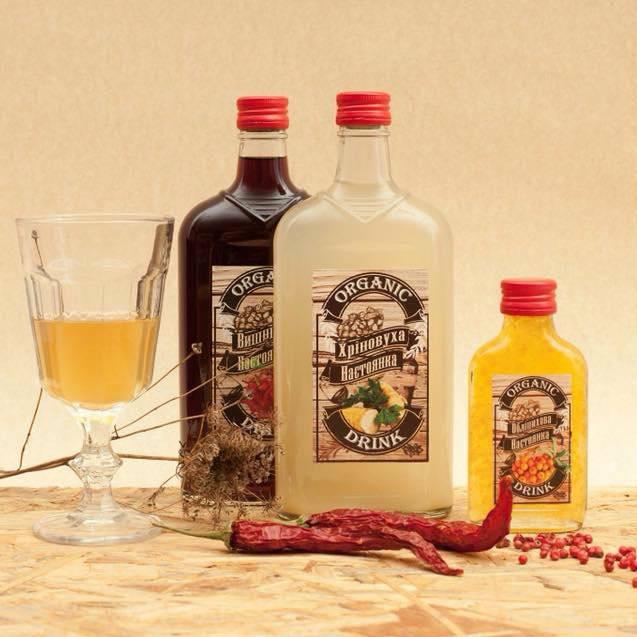 украинский алкоголь