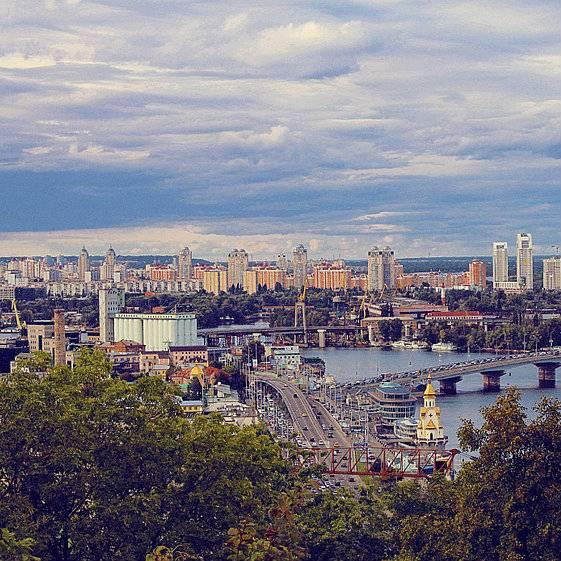 Киев туризм