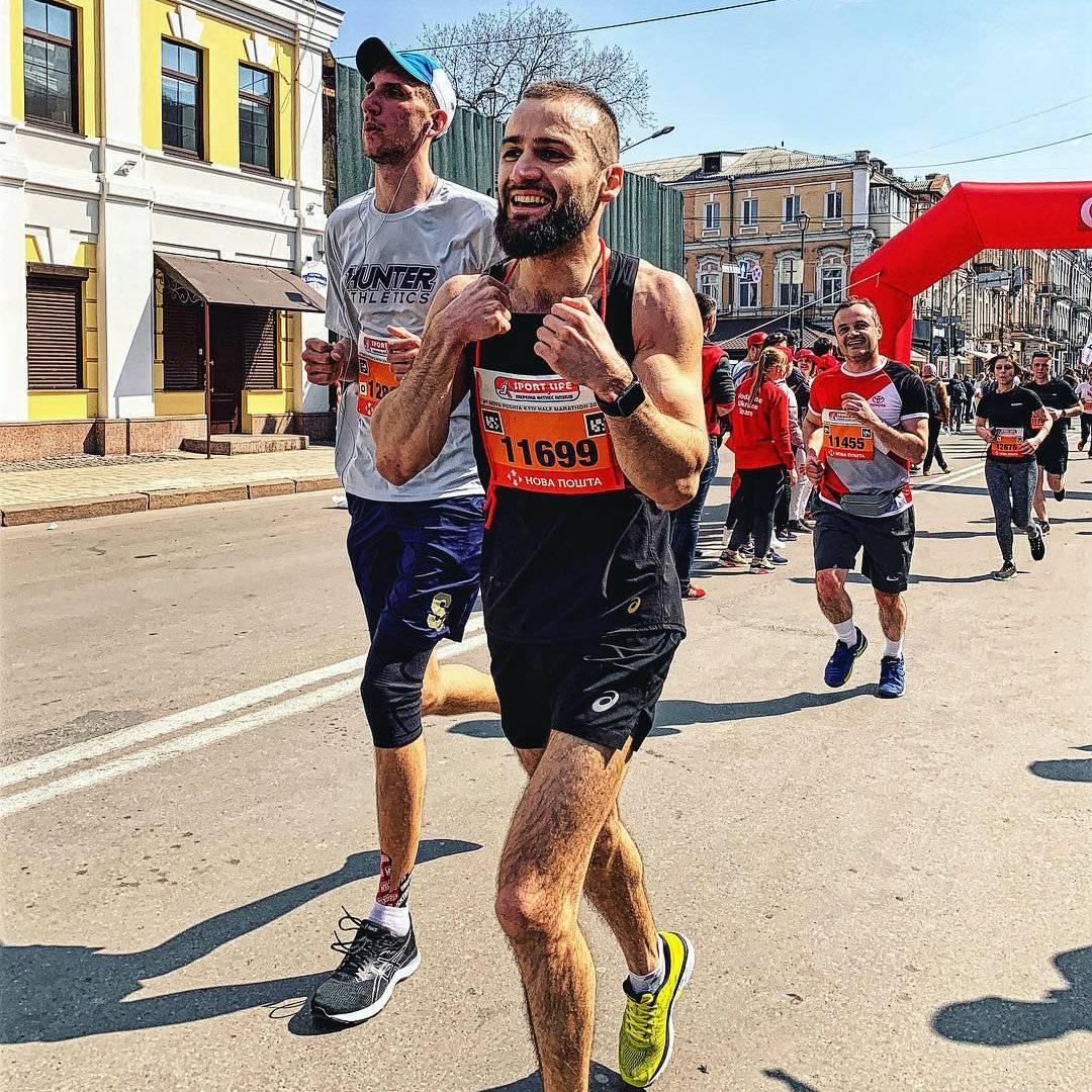 Nova Poshta Kyiv Half Marathon