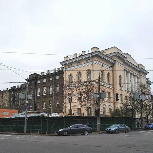 кну шевченко