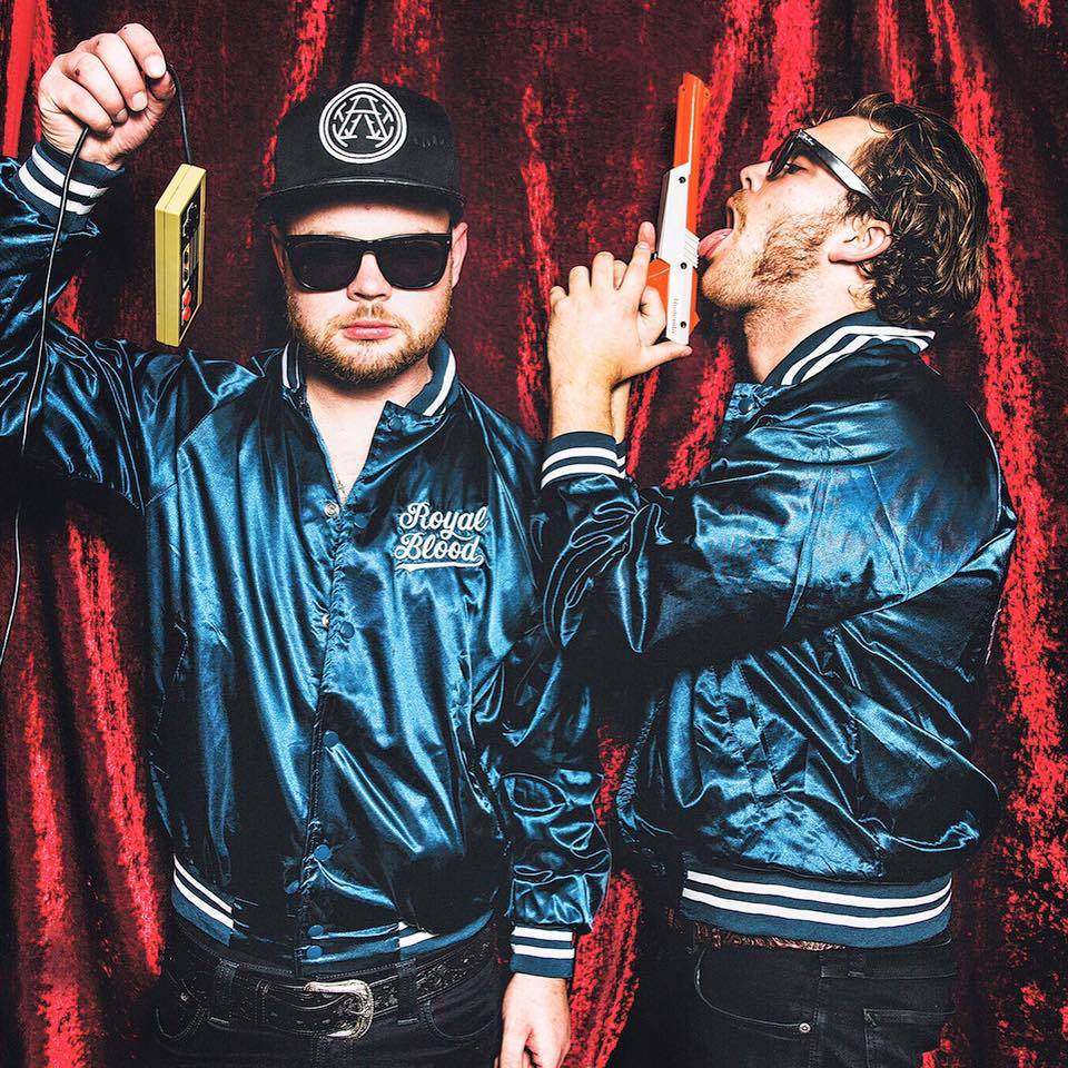 Royal Blood киев