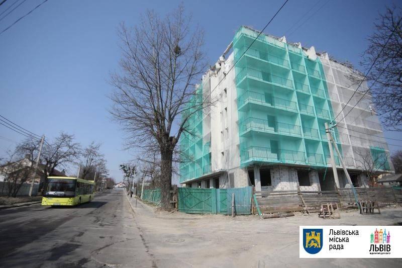 львов демонтировали многоэтажку2