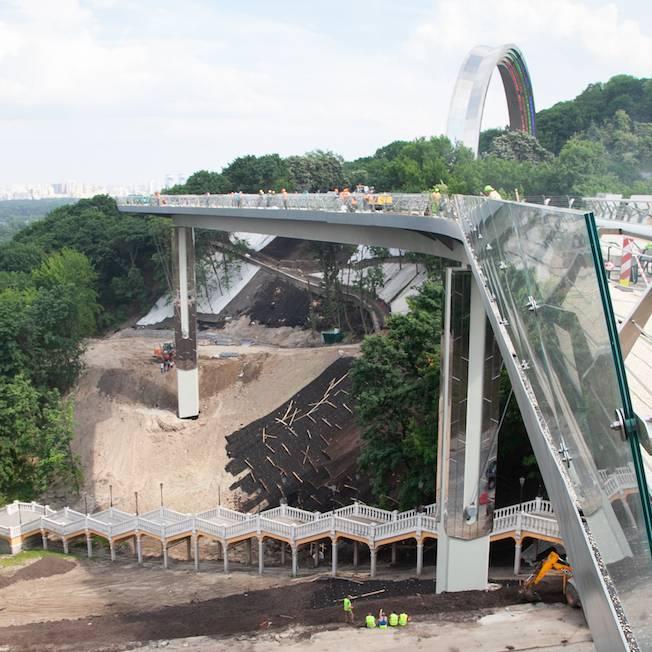 мост на владимирской