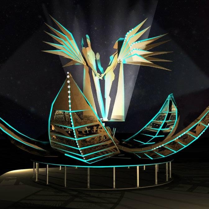 Burning Man 2019 Украина
