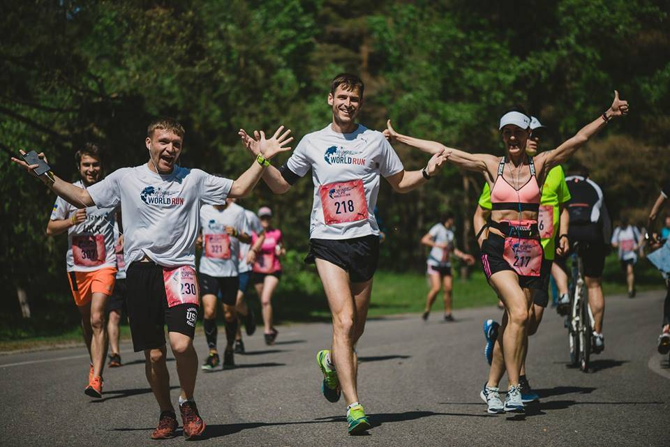 Wings for Life World Run — APP Run Kyiv