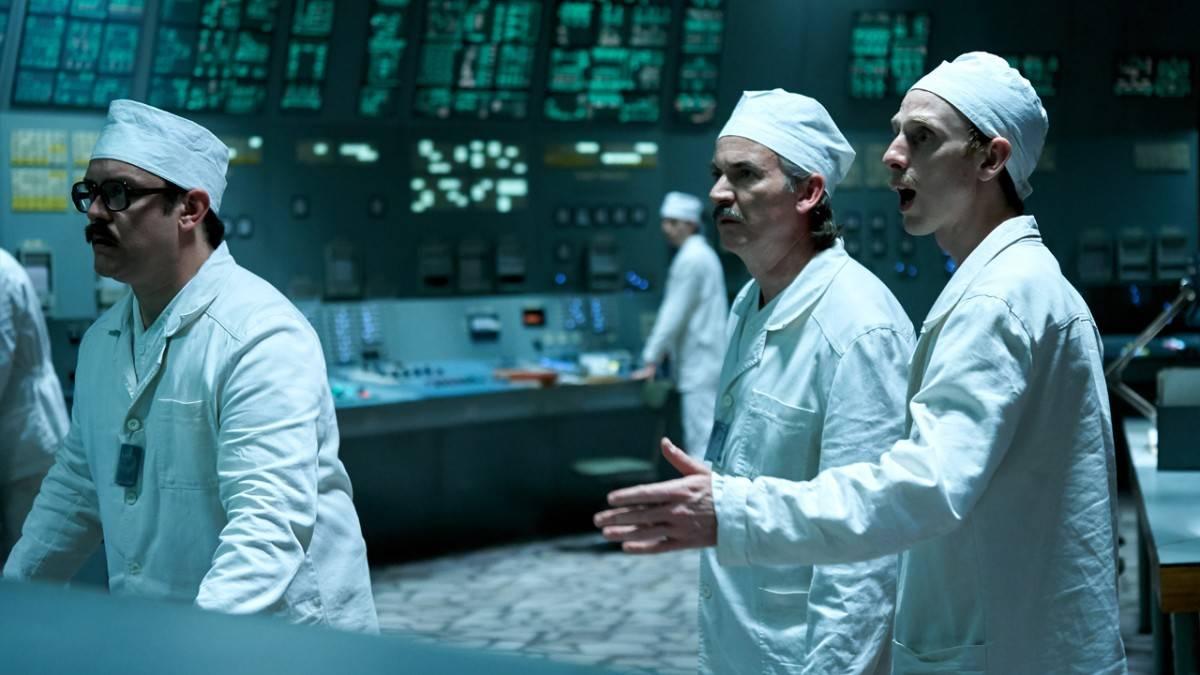Диспетчерская комната, Чернобыль