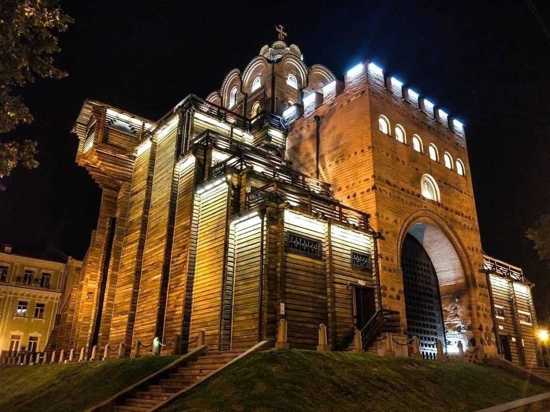 Киев – мать городов русских