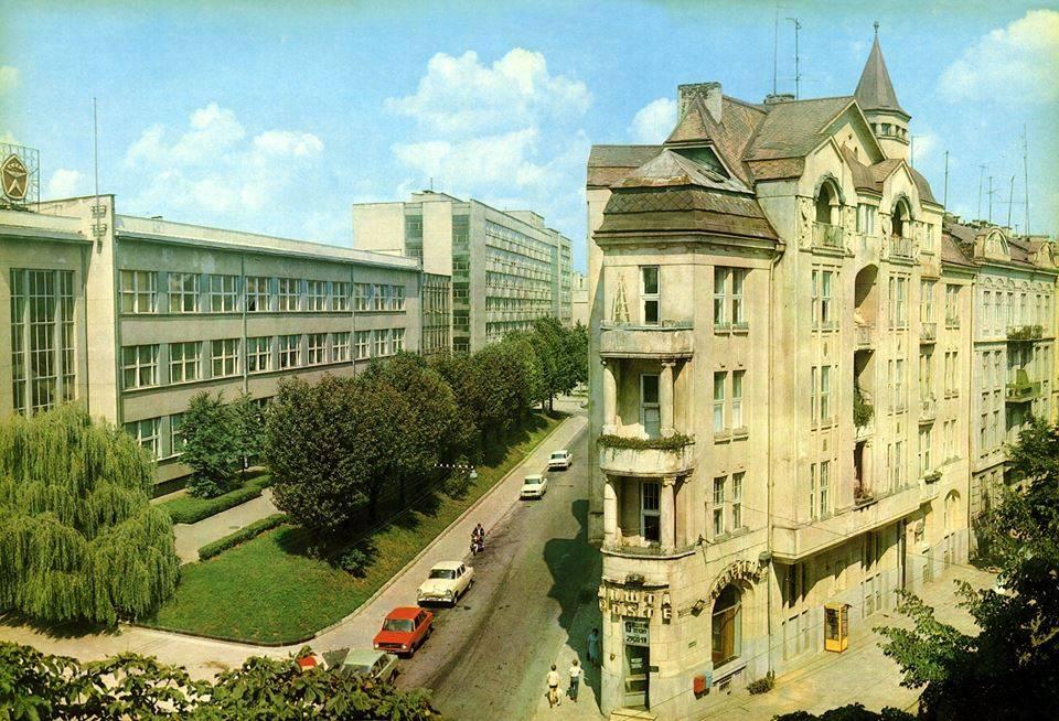 львов 1984 год