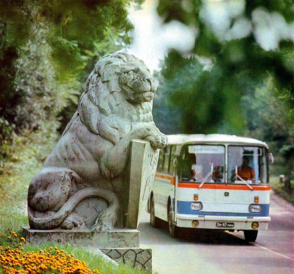 львов ретро фото