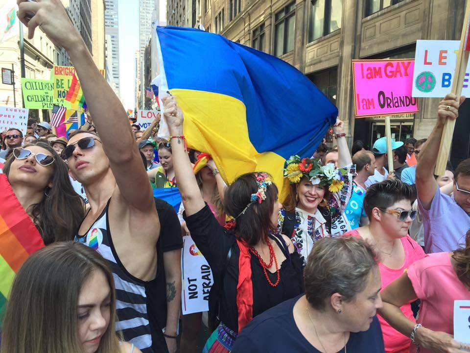украинцы, Нью-Йорк