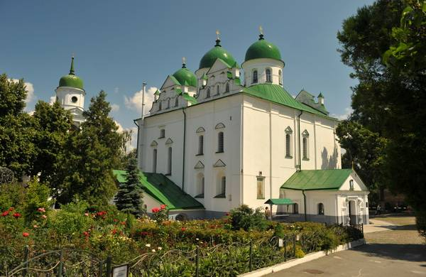 Фроловский монастырь