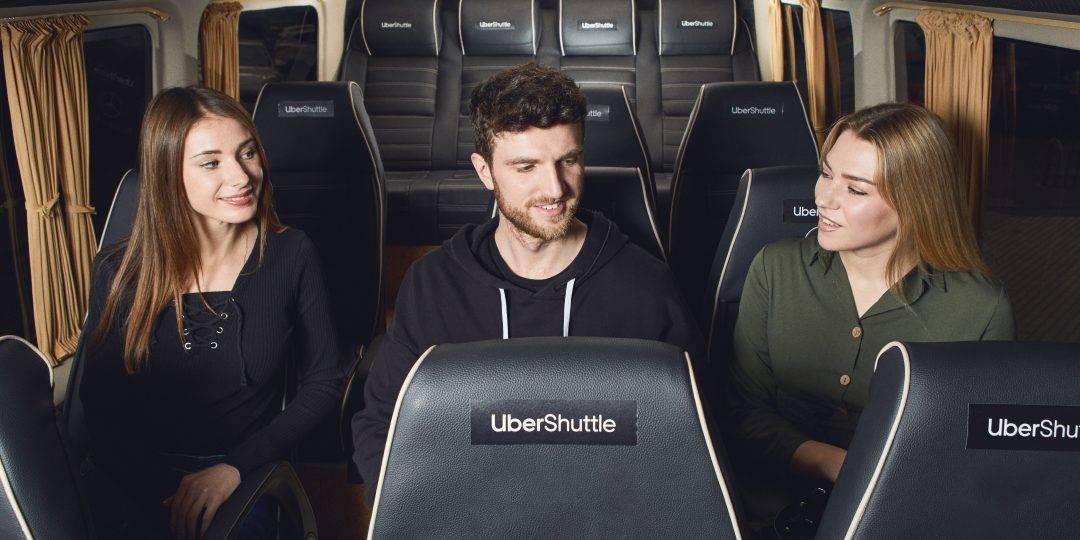 uber shuttle